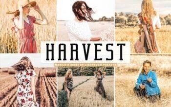 Photo of Harvest Pro Lightroom Presets 4659106