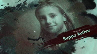 Photo of Inked Story Slideshow After Effects Templates