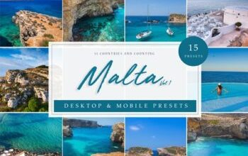 Photo of LR Presets Malta Vol. 1 4114883