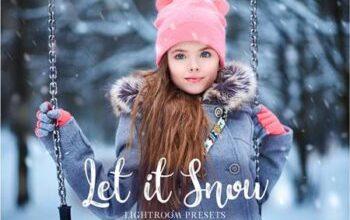 Photo of Let it Snow Lightroom Presets 3416139
