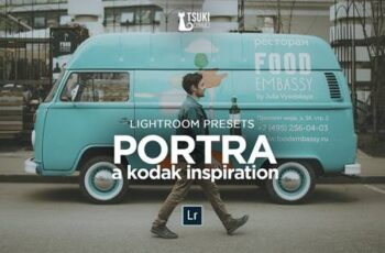 PORTRA LOOK Lightroom Presets 4655537 Free Download Picgiraffe.com
