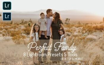 Photo of Perfect Family Lightroom Presets 4260461