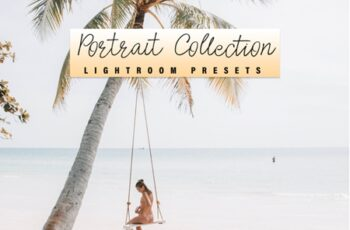 Portrait Collection Lightroom Presets 3547375 Free Download Picgiraffe.com