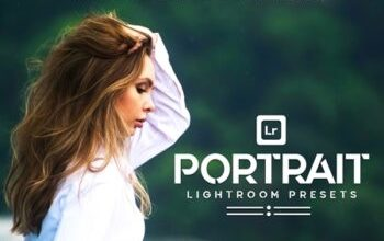 Photo of Portrait Lightroom Presets