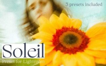 Photo of SOLEIL – PRESET FOR LIGHTROOM 5058469
