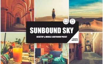 Photo of Sunbound Sky Lightroom Preset 3874202