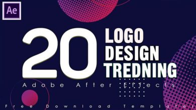 Top 20 Trending Logo Intro For Adobe After Effects Template Free Download Picgiraffe.com