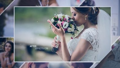 Photo of Wedding Slide After Effects Templates