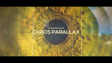 Photo of Inspiring Slideshow Chaos Parallax After Effects Templates