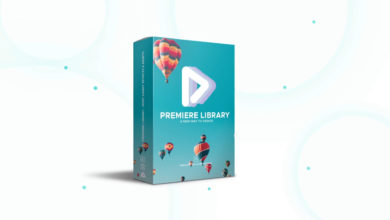 Photo of Library Effects Premiere Pro