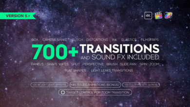 700 Transitions And Sound FX Free Download Picgiraffe.com