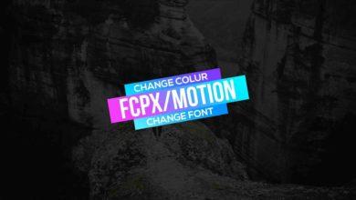 colourful glitch titles 2 final cut pro x templates free download picgiraffe.com