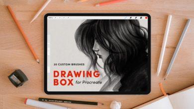 drawing box procreate brushes free download picgiraffe.com