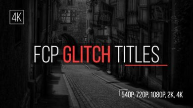 glitch titles apple motion templates free download picgiraffe.com