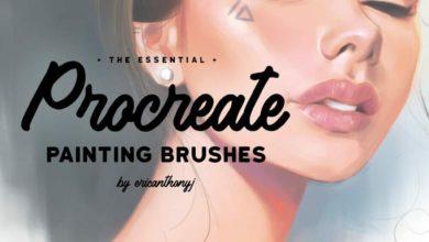 painting bundle procreate brushes free download picgiraffe.com