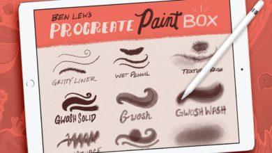 procreate paint box brushes free download picgiraffe.com