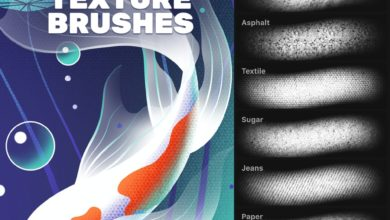 texture brushes by gal shir for procreate free download picgiraffe.com
