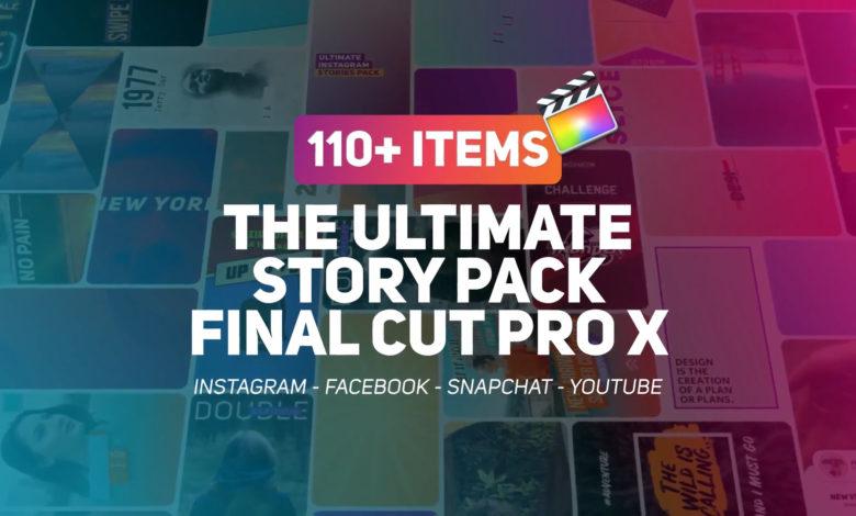 The Ultimate Story Final Cut Pro X Templates Free Download Picgiraffe.com