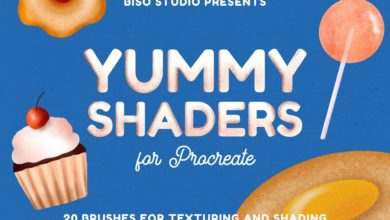 yummy shaders for procreate free download picgiraffe.com