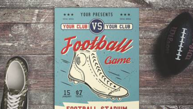 american football game flyer qajkanx free download picgiraffe.com