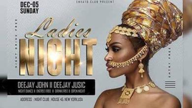 ladies night club flyer 23152761 free download picgiraffe.com