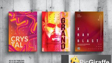 music event big poster design set w996f5p free download picgiraffe.com