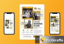 online business class flyer set abv5s2a free download picgiraffe.com