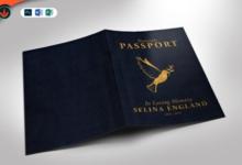 passport funeral program template 858925 free download picgiraffe.com