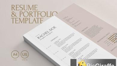 resume portfolio template 6sfwr5x free download picgiraffe.com