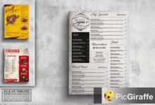 various food menu poster design bundle 8b9dqhb free download picgiraffe.com