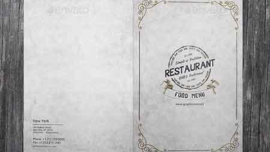 vintage wild food menu pack 15661661 free download picgiraffe.com